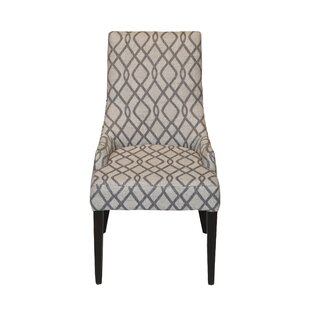 Crothers Upholstered Dining Chair by Darb..
