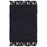Marilynn Black Area Rug by Laurel Foundry Modern Farmhouse