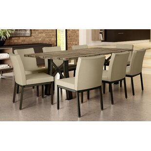 Malachi 9 Piece Dining Set 17 Stories