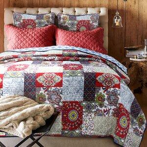 Vintage Cotton Quilt Set