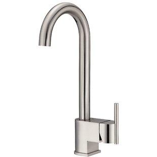 Danze® Como Single Handle Kitchen Faucet with Side Spray