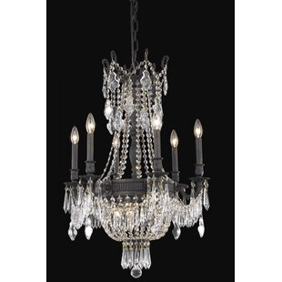Astoria Grand Ursula 9-Light Chain Empire Chandelier