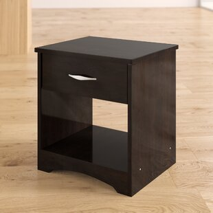 Everett 1 Drawer Nightstand by Zipcode Design