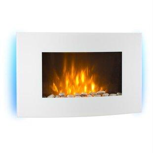 Lausanne Electric Fireplace Insert By Klarstein