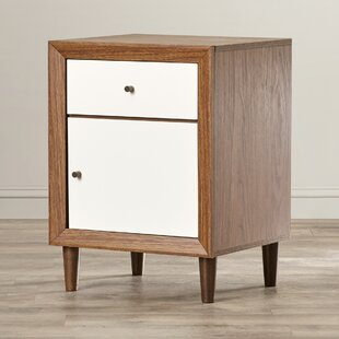 Langley Street Sunset 1 Drawer Nightstand