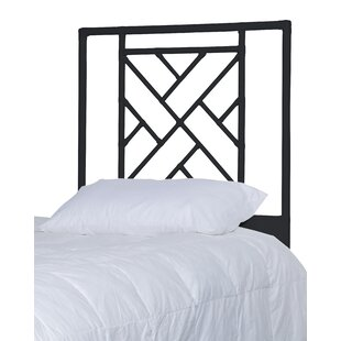 Coupon Olga Chippendale Open-Frame Headboard by Bloomsbury Market
