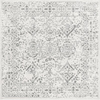 Ivory Amp Cream Square Rugs You Ll Love In 2020 Wayfair