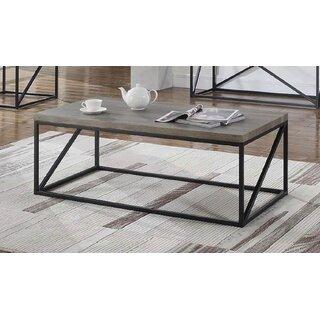Antwan Coffee Table by Gracie Oaks SKU:BE163850 Shop