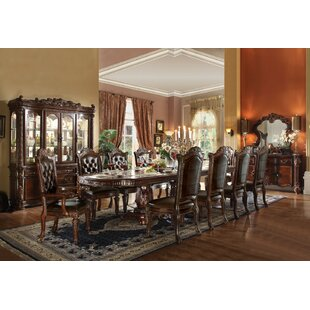 Shondra Royal Solid Wood Dining Table by Astoria Grand