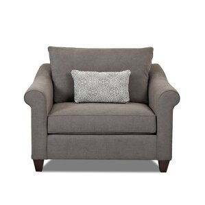 Allen Armchair by Klaussner Furniture