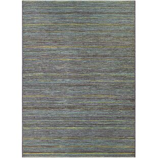 Amasa Teal/Cobalt Indoor/Outdoor Area Rug