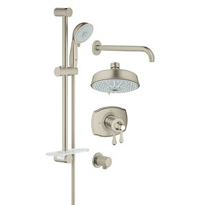 grohflex tub and shower faucet
