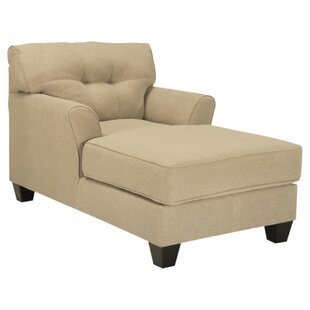 Carlyle Tufted Chaise By Andover Mills
