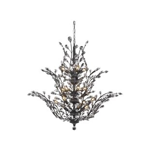 Lamons 18-Light Candle Style Chandelier by House of Hampton