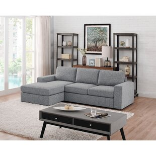 Ivy Bronx Cheryle Reversible Sectional