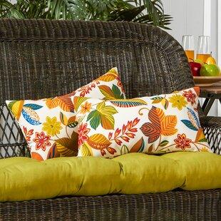 Rapoza Indoor/Outdoor Lumbar Pillow (Set of 2)