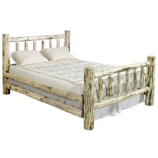 Sleigh Bed by Montana Woodworks�