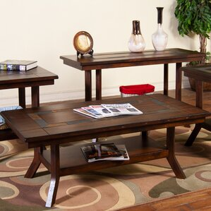 Fresno Coffee Table by Loon Peak