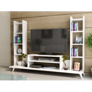 Living Room Corner Tv Stand With Doors And Open Ends