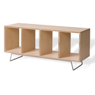 Birch Plywood Storage Bench