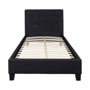 Latitude Run Adira Upholstered Platform Bed