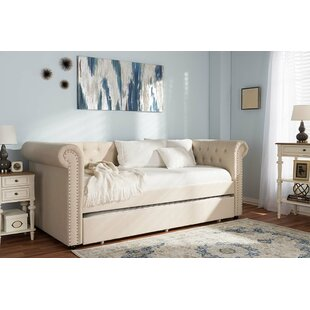 Lovina Twin Daybed With Trundle By Canora Grey