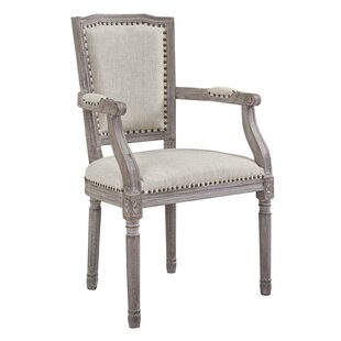 Varnado Vintage French Upholstered Dining Chair