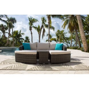 Saliba Daybed with Sunbrella Cushions