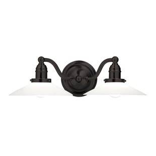 Find for Mullinix 2-Light Vanity Light By Beachcrest Home