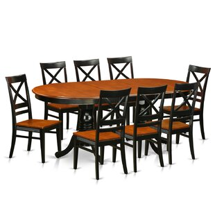 Germantown 9 Piece Dining Set by DarHome Co #2t