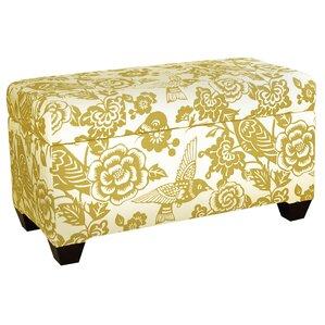 Upholstered Storage Ottoman by Skyline Furniture
