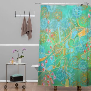 Syden Single Shower Curtain