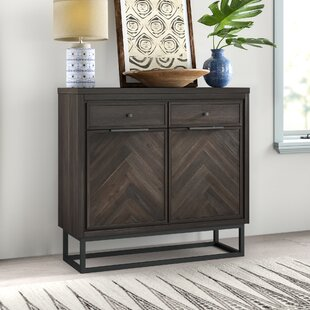 Kaelyn 2 Door 2 Drawer Accent Cabinet