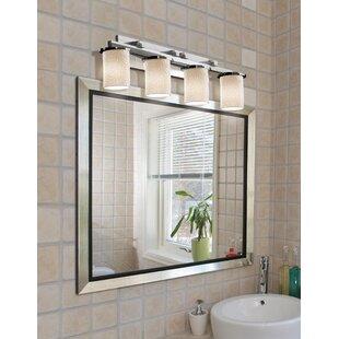 Darby Home Co Devaughn Straight 4-Light Vanity Light