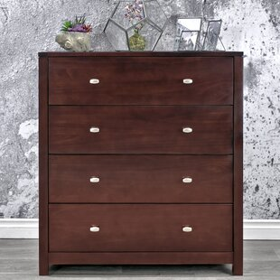 Latitude Run Erskine 4 Drawer Chest