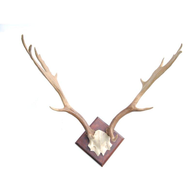 Millwood Pines Large Deer Antlers Wall