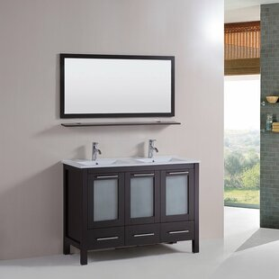 48 inch vanity double sink. Save to Idea Board  Kokols 48 Double Bathroom Vanity Inch Vanities You ll Love Wayfair