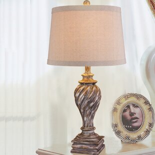 Bargain Mathieu Resin 28 Table Lamp By Ophelia & Co.