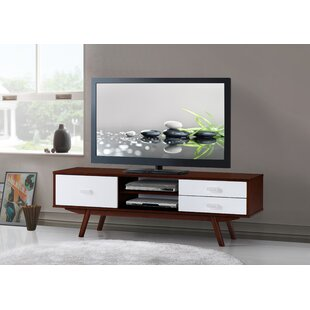 Retro TV Stand For TVs Up To 65