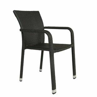Review Adamski Stacking Garden Chair