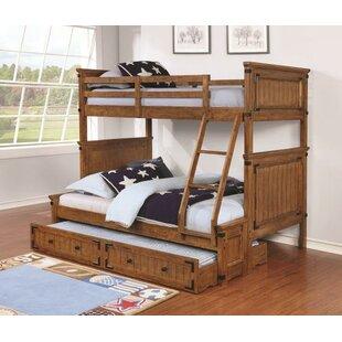Harriet Bee Katz Twin/Full Bunk Bed