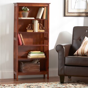 Media Standard Bookcase Andover Mills Top Reviews