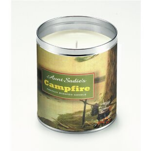 Lakeside C&fire Fireplace Jar Candle