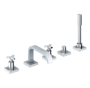 Grohe Allure Thermostatic Double Handle R..
