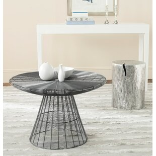 Cymble Pedestal Coffee Table By Safavieh