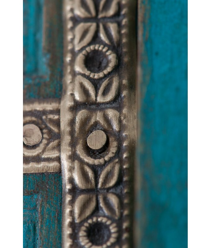 Ian Snow Stehrahmen Old Indian Doors | Wayfair.de