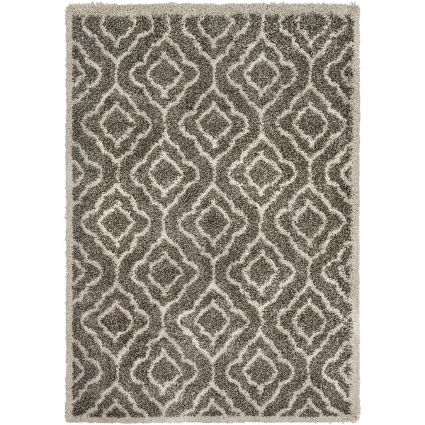 House Of Hampton Lawing Taupe Area Rug by House Of Hampton