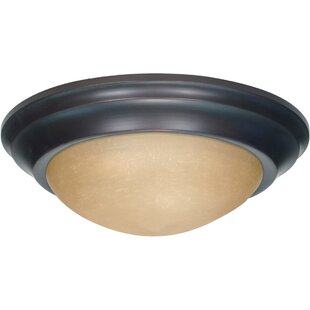 Shopping for Thibeault 3-Light Outdoor Flush Mount By Millwood Pines
