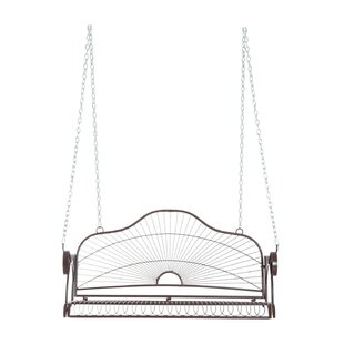 Theon Porch Swing by Alcott Hill
