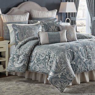 Vincent 4 Piece Comforter Set By Croscill Home Fashions